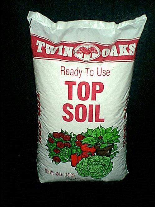 Top Soil Twin Oaks 40 lb