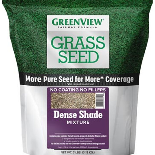 Greenview Grass Seed – Dense Shade 7lb