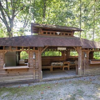 Private Cabin (Kitchen)