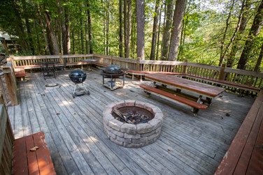 Patio w/ Firepit