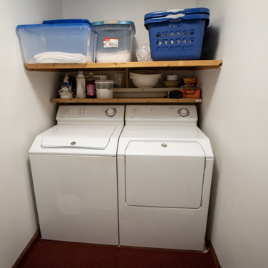 Community Laundry Room