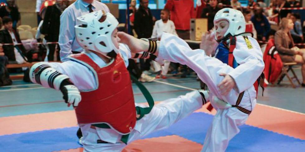2018 Chung Do Kwan British Invitational Championships