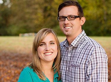 Pastors Jesse & Christine Tricola