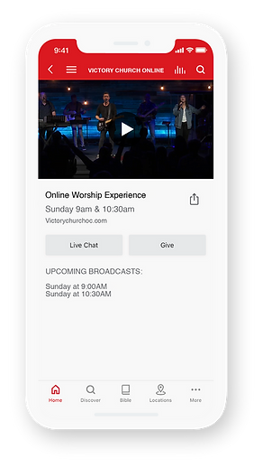 Victory Church Watch Online
