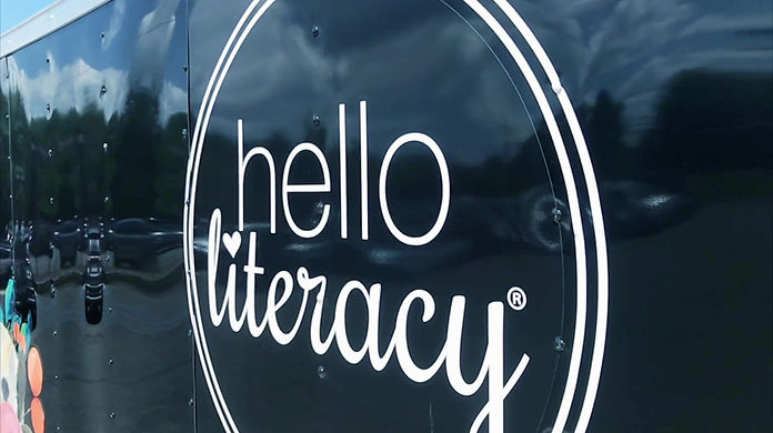 Check out what it is like to come to HelloLitCon!