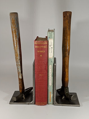 Hammer bookends