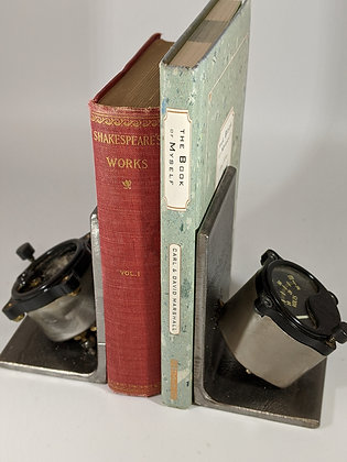 Meter bookends