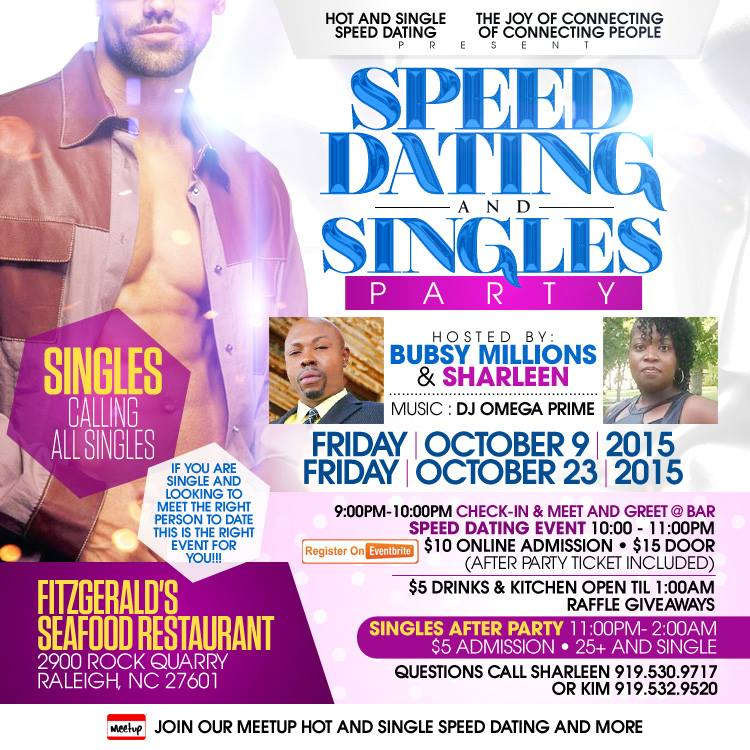 Black people speed hookup raleigh nc events downtown