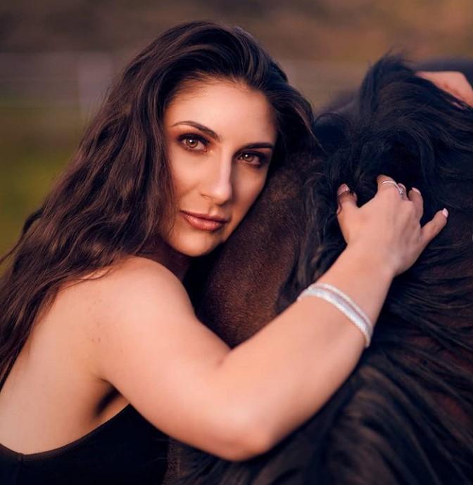 horse shoot 3