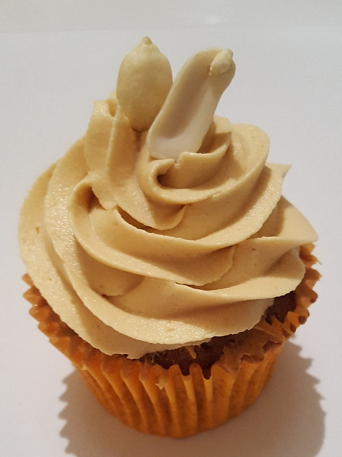 Peanut Butter & Chocolate cupcakes (12)