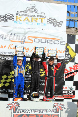 2nd Place 9/27/14 Florida ProKart S.