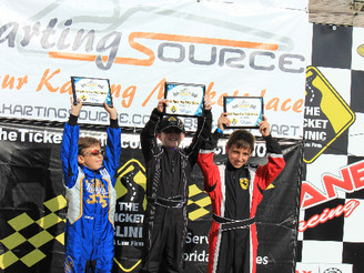 Alesso finish in 2nd Place - Florida ProKart Series