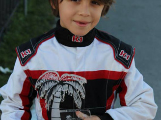 Alesso finishes in 2nd place at the first race of the Florida Winter Tour 2014 in Homestead