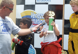 Alesso's 2nd race at age 4 - 2nd PL