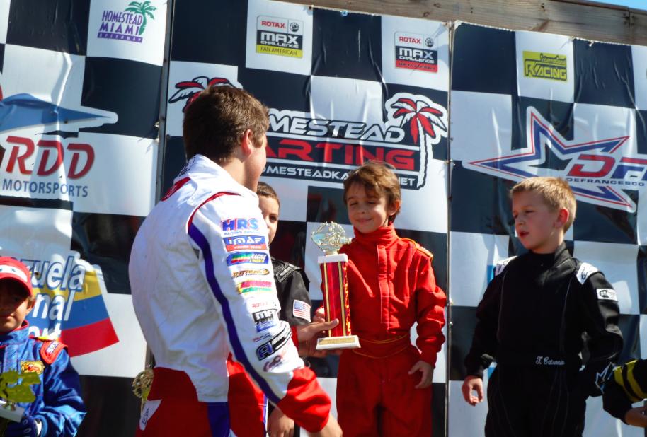 1st Place - November 5, 2011