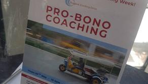 Pro-Bono Coaching Session (May 2, 2019)