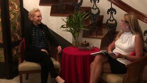 Interviewed by a big News Magazine