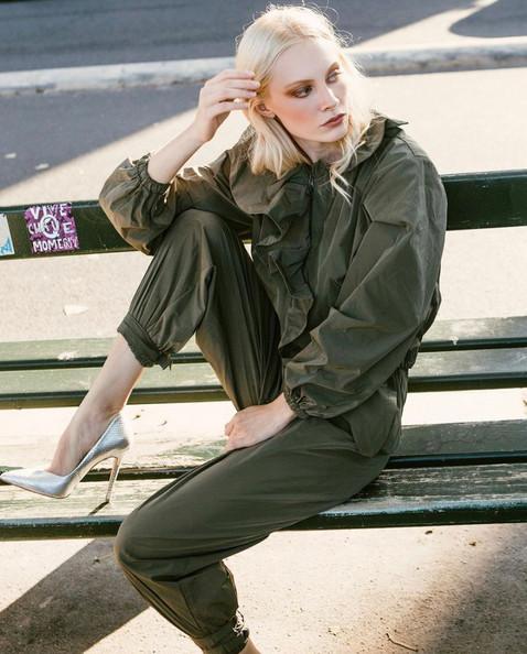 fashion paris model style