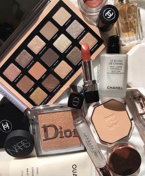 Dior Backstage, Chanel, Nars.
