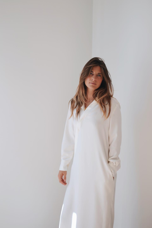 style fashion paris white dress