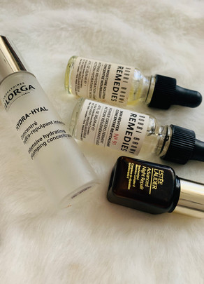 Skincare: Bobbi Brown, Estee Lauder