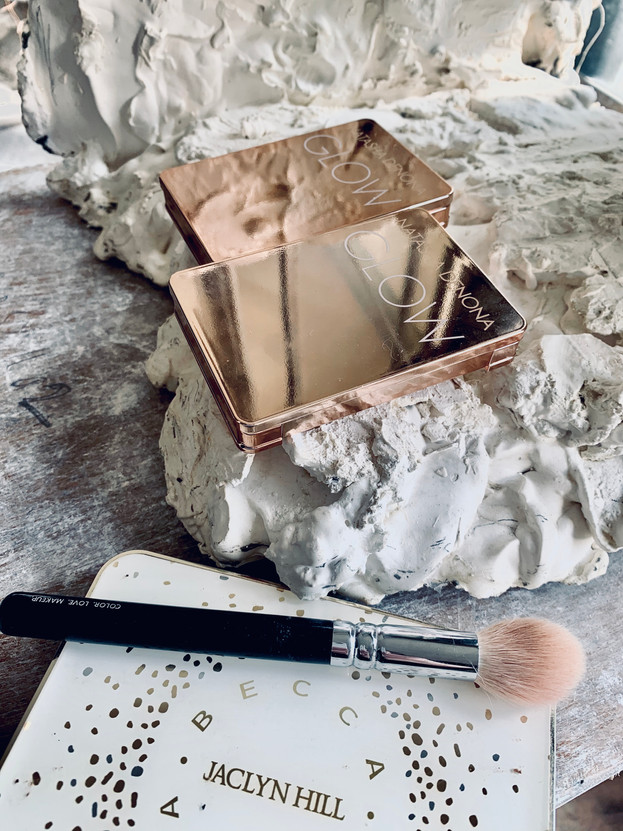 Face products: Natasha Denona, Becca