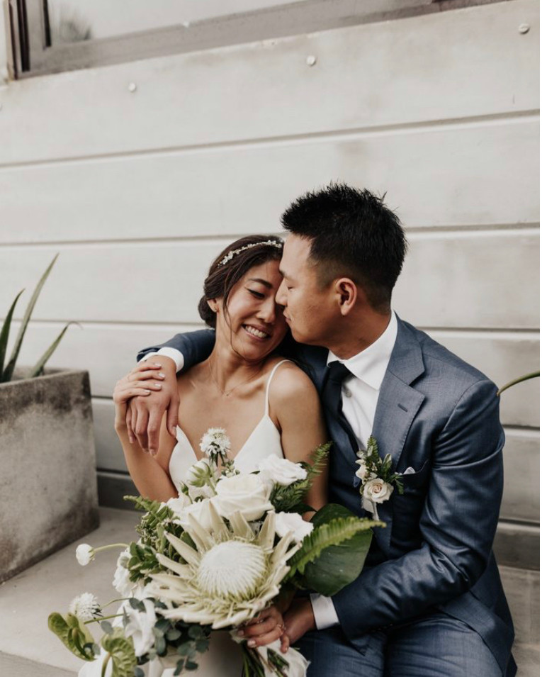 bride white dress wedding photography
