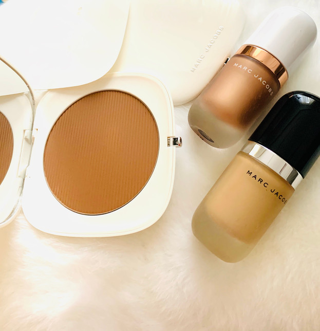Face products: Marc Jacobs