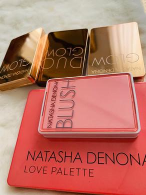 Face and eyes products: Natasha Denona