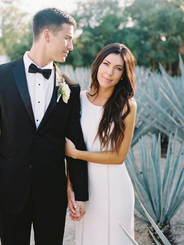 bride natural makeup and hairstyle