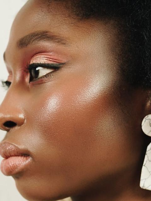 makeup natural dark skin tone