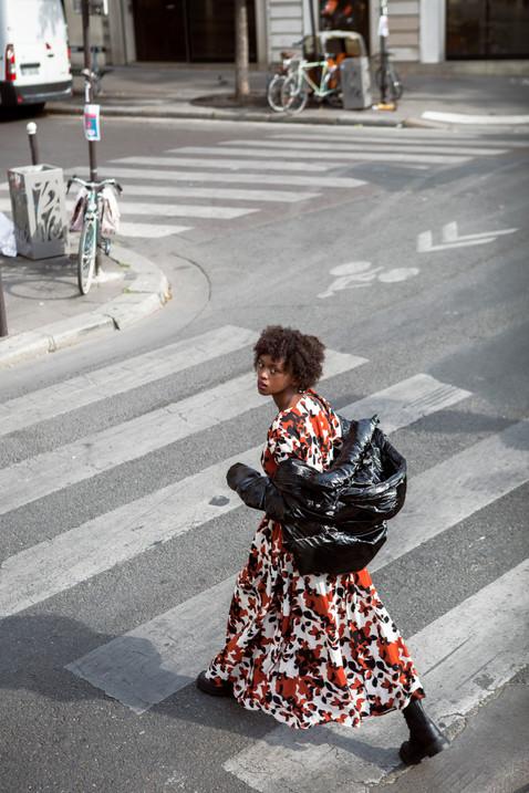 street style in paris fashion