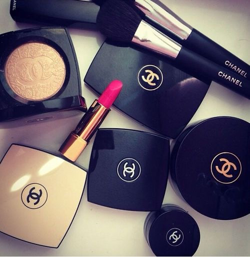 Face products: Chanel