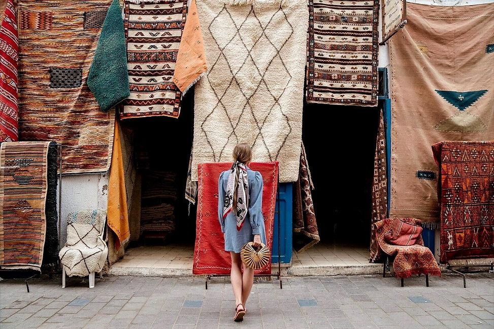 editorial photoshoo morocco essaouira