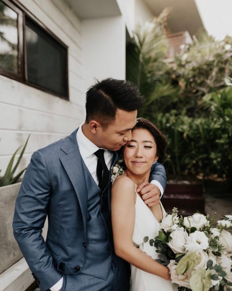 wedding bride makeup and hair