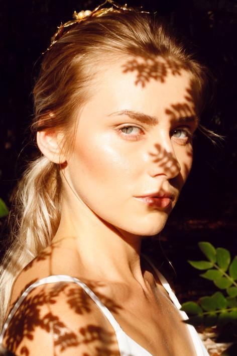 glowy skin natural makeup