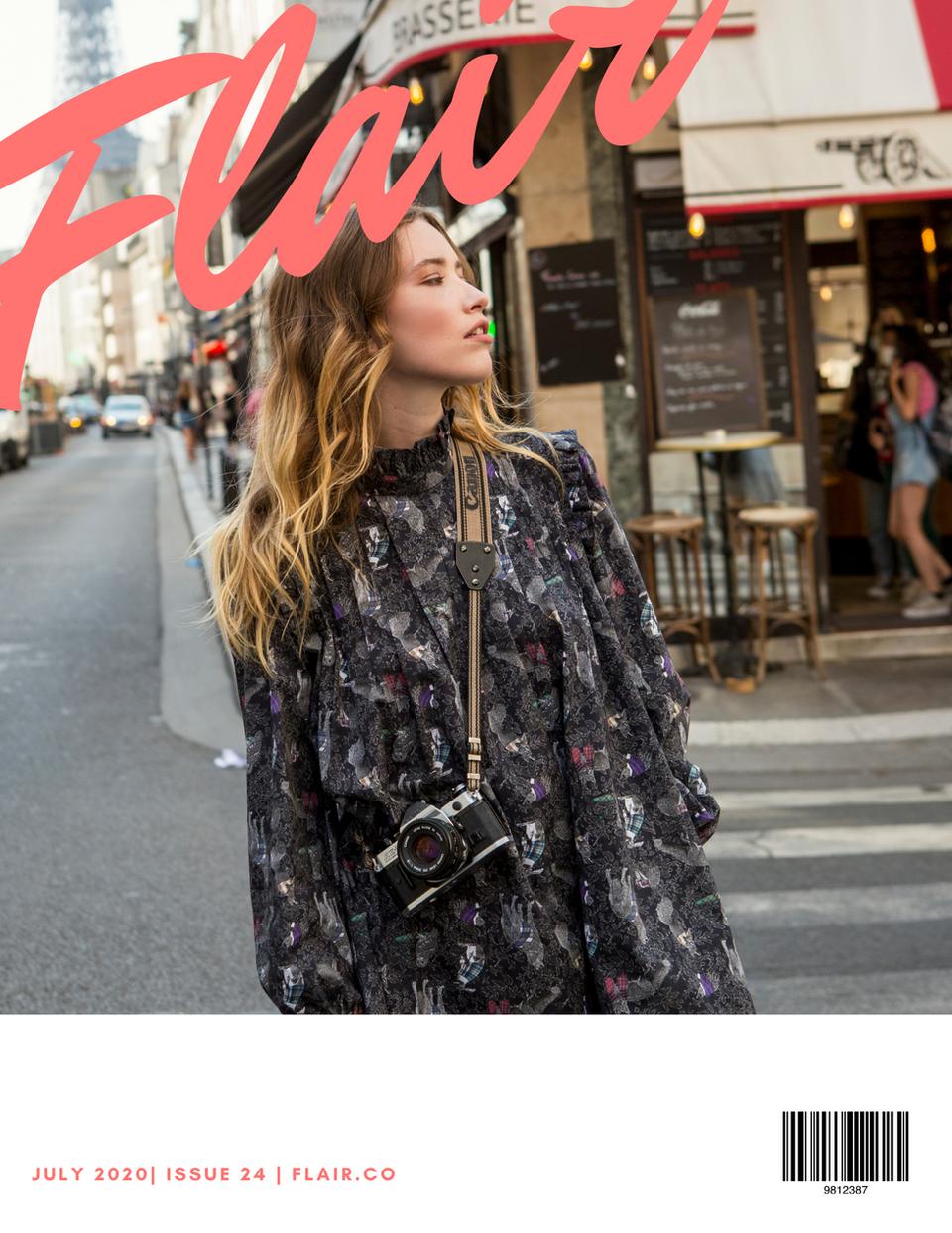 summer fashion model paris