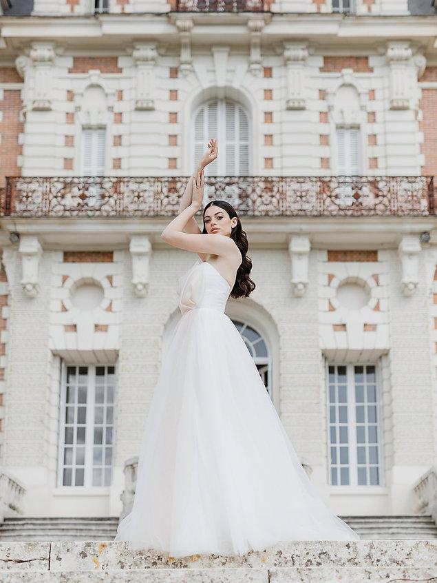 bridal wedding makeup artist hairstylist in Paris