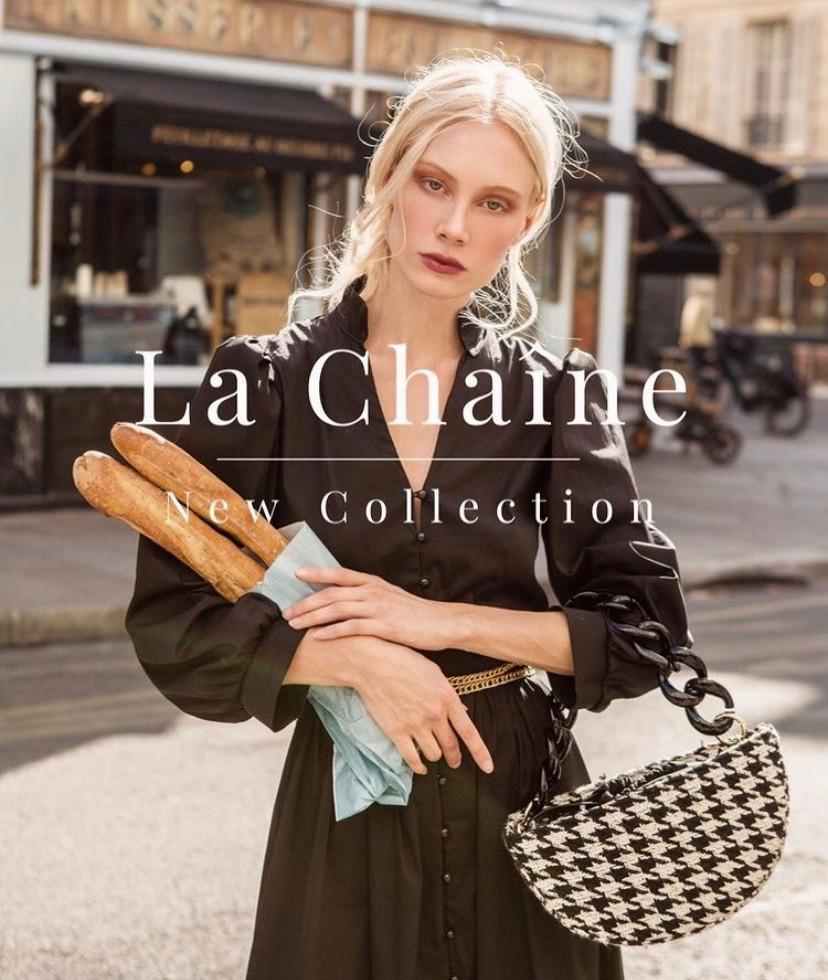 model blond paris fashion