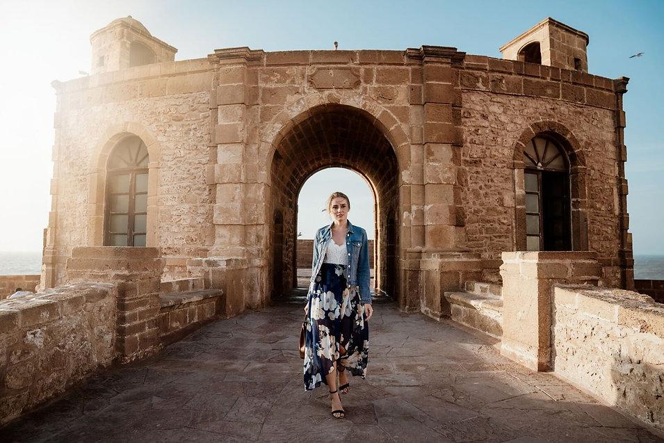 essaouira fortress morocco