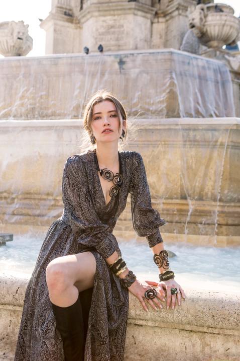 model paris fashion