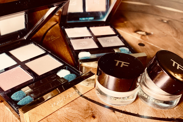 Eyes products: Tom Ford
