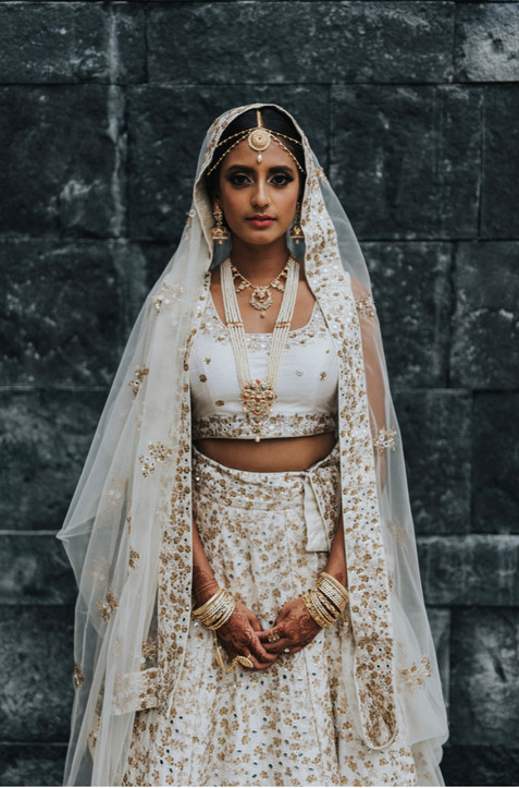 indian bride modern