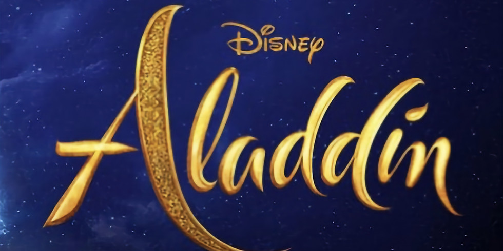 Aladdin - SSFA Arts Series  Movie on the Lawn       (1)