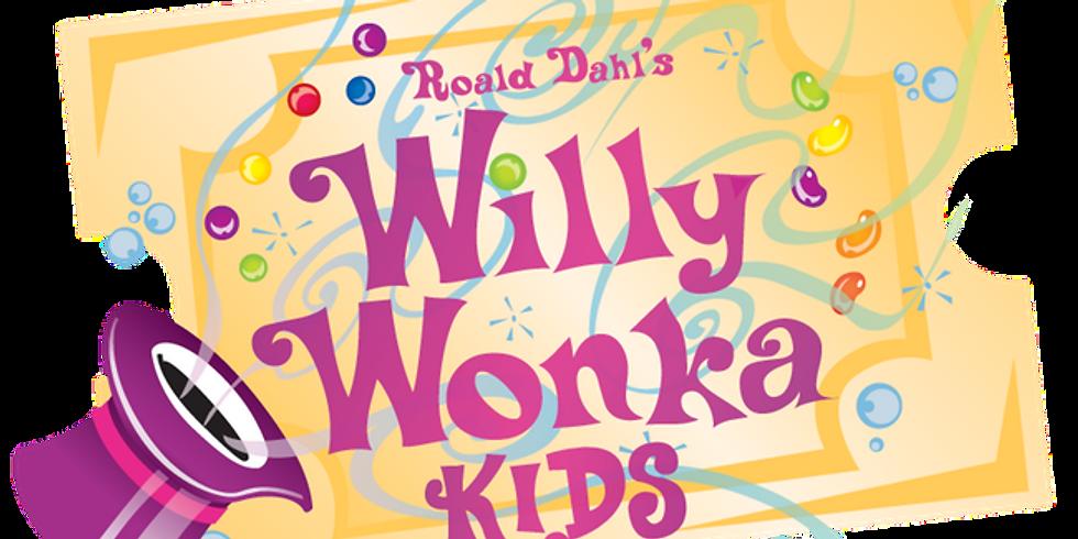 SSFA - Willy Wonka Kids 2020