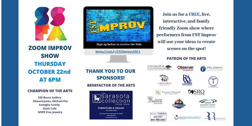 SSFA Presents FST Improv