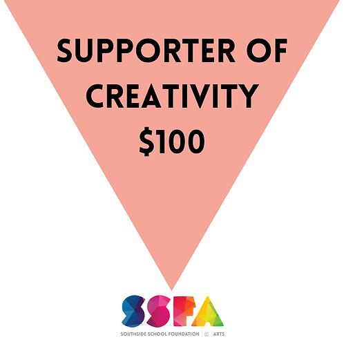 Supporter of Creativity