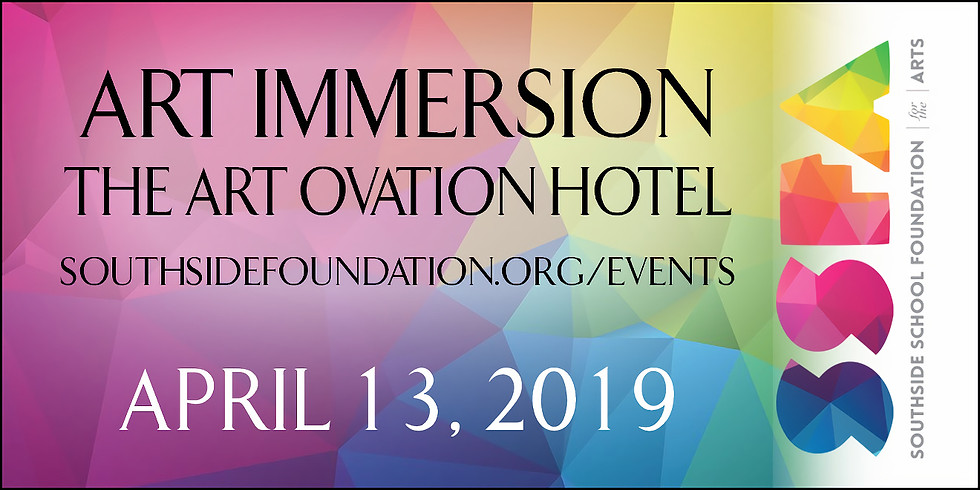 Art Immersion at the Art Ovation
