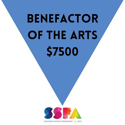 Benefactor of the Arts