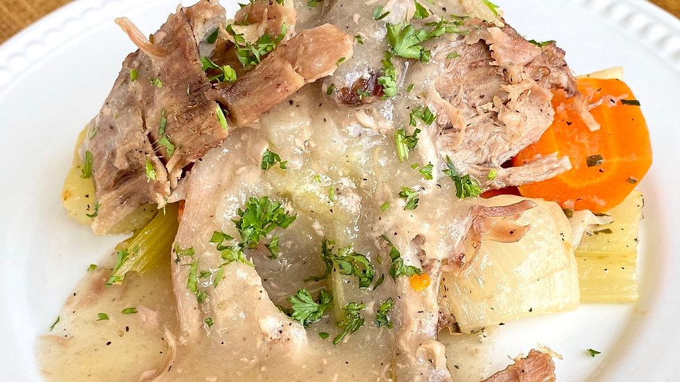Roasted Pork Loin w Veggies